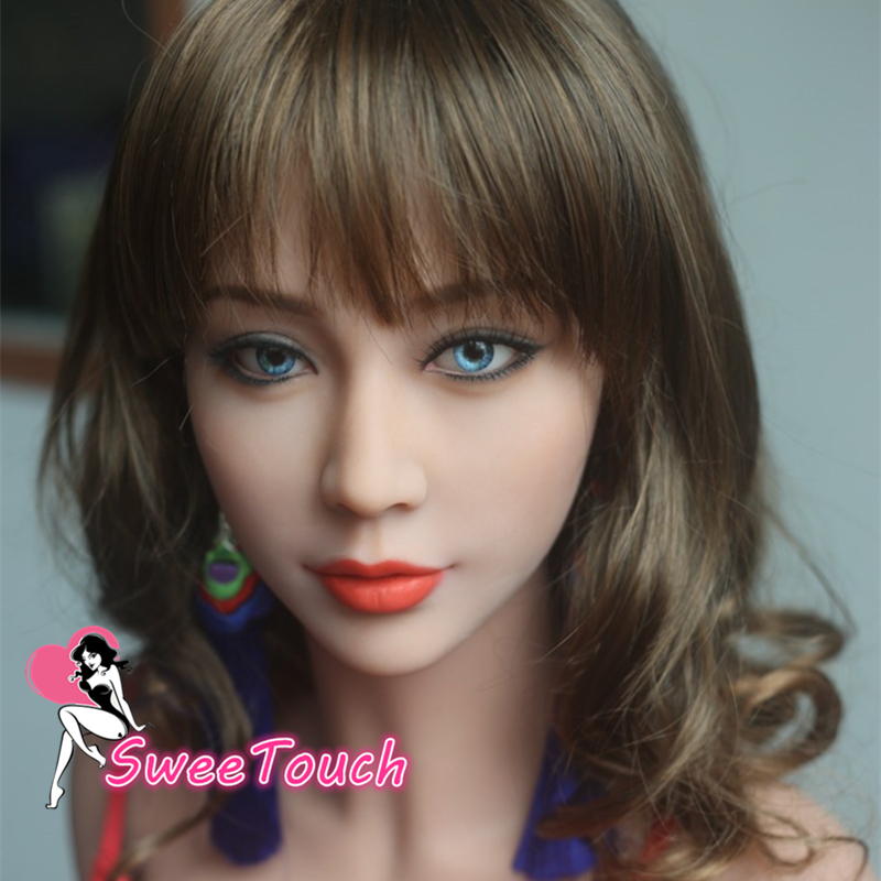 140cm Full Silicone Real Sex Doll With Metal Skeleton