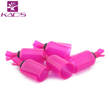 2016 KADS Wholesales 100sets Wearable Acrylic Nail Art UV Gel Soak Off Clip Cap Remover Wrap Polish Tool for nail tool