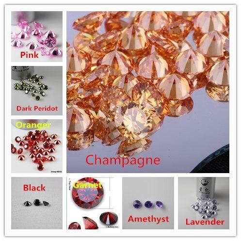 MRHUANG Jewelry Supplies Cubic Zirconia MIX COLOR Round Zircon 13MM 25pcs/pack DIY Jewelry Findings Supplies Free Shipping free shipping 25pcs mje15033g 25pcs mje15032g mje15033 mje15032 to 220