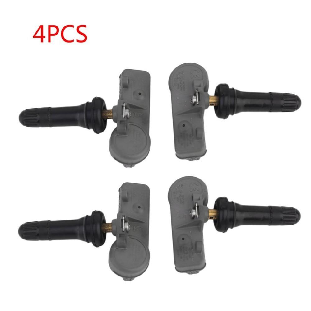 High quality Tire Air Pressure Monitor System Sensor 4pcs Compatible Tire Pressure Sensor Professional font b