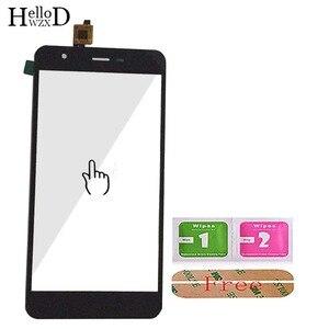 Image 4 - 5.5 Mobile pour JY S3 avant tactile verre pour JIAYU S3 écran tactile numériseur panneau lentille capteur pièces outils gratuit adhésif cadeau