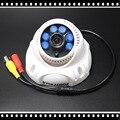 1/3 CMOS 700TVL CCTV Cámara de Seguridad de Interior 6 unids IR LED Home Video Vigilancia de la Visión Nocturna de HD de Vídeo Mini Cámara Domo 1000tvl