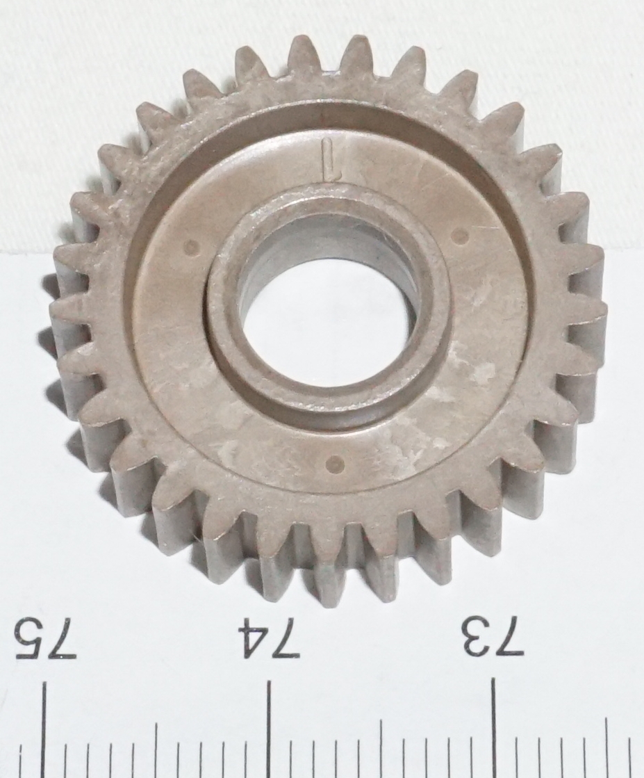 New Original Kyocera 302HS25250 GEAR Z29S FUSER for:FS-2020D 3920 4020 6970 6975 3040 3140 new original kyocera 302j025200 lever fuser release for fs 2000d 3900dn 4000dn 2020d 3920dn 4020dn