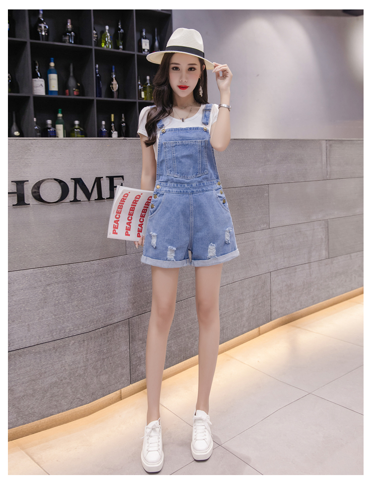 Nethong Jean Belt Shorts Of The Same Style 2009 Summer New Style Student Belt Shorts
