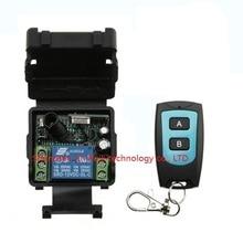 DC 12 v mini wireless remote control switch 1channal Intelli
