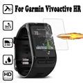 Protector de pantalla de Vidrio templado Para Garmin Vivoactive HR 28.6mm x 20.7mm Para Garmin Vivoactive Hr inteligente reloj deportivo