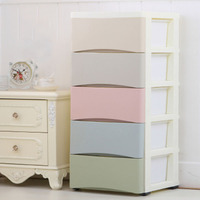 Minimalist Children Clothes Storage Cabinet Household Combination Underwear Socks Bra Storage Wardrobe Drawer Storage Cabinet