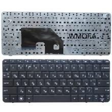 Ru черный новый для hp cq10 mini110-3000 mini110-3019tx 3069tx клавиатура ноутбука россии