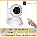 HOSAFE SV03 720P Wireless Pan/Tilt IP Camera Audio SD card recording Waterproof Motion Detection and Email Alert Free Shipping