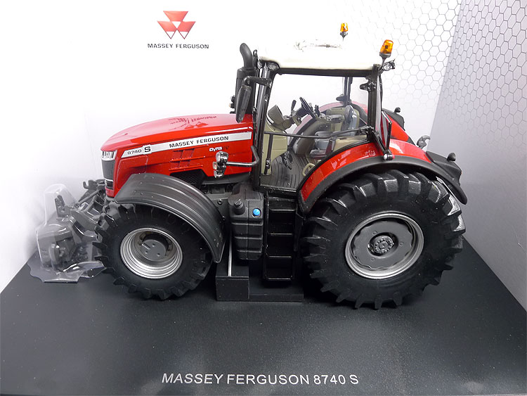 UH-5293 трактора Massey Ferguson 8740 S