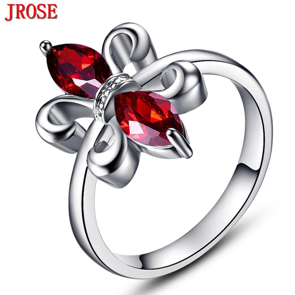 garnet wedding rings Details about Garnet Wedding Trio Bridal His And Her Band 14K Black Gold Engagement Ring Set