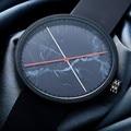 2017 Eutour Geneva Men's Vintage Retro Steel Quartz watch Minimalist Men Marble Watches Clock Wristwatches Popular Fashion
