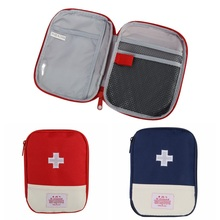 2017 Useful Portable Units Home First Aid Kit Emergency Survival Outdoor Camping Storage Bag Organizer Hunting Travel Bags S L