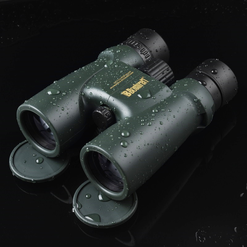 Original Germany Military Binoculars 10X42 Professional Telescope Hd High Quality binocular for Camping Hunting Lll Night Vision цена и фото