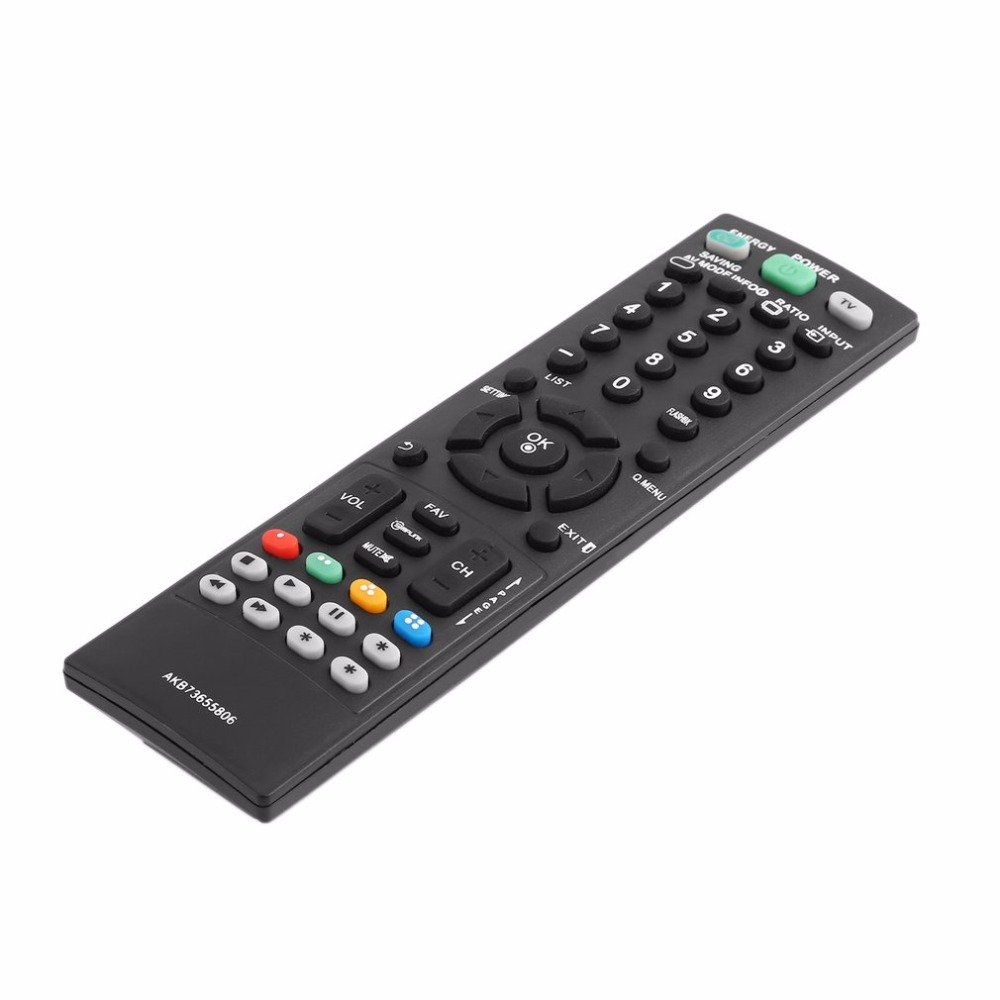 New TV Remote Control Replacement for LG TV