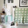 5 цветов Новое Прибытие Новорожденный Ребенок одеяло вязаный плед Хлопок Одеяло одеяло 110*90 см