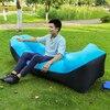 Kishoo Brand Camping Lazy Bag Lay Bag Sleeping Bag Fast Inflatable Air Sofa Sleeping Beach Bed