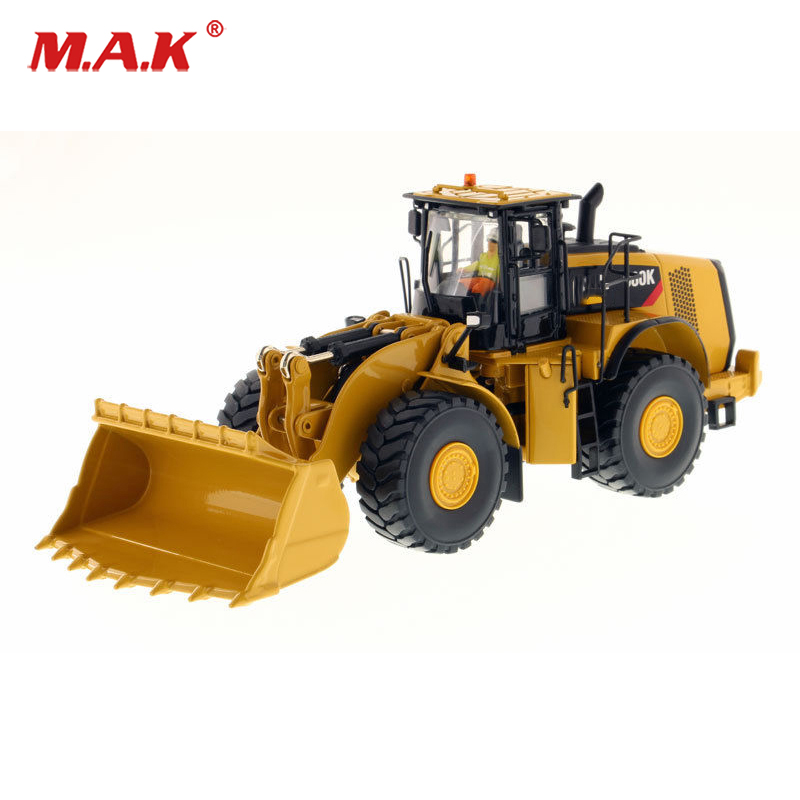 Kids toys 1/50 Scale Construction Vehicles 980K Wheel Loader-Rock Configuration-High Line Diecast Engineering car Model