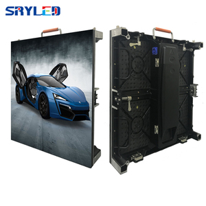 Image 1 - Indoor full color dustproof display P3.91 P4 P4.81 P5 P6 ultra thin LED screen display ,indoor rental LED large  screen