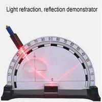 Light Full Refraction Demonstrator Light Reflection Demo  Physical Optics Experiment Set  Child Gift Toy Science Equipment