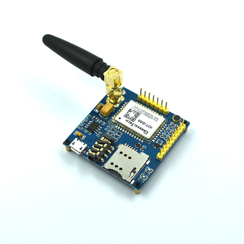 GPRS GA6 Module, A6\ SMS \ Development Board, \GSM\GPRS\ Wireless Data Transmission, Ultra SIM900A gprs gsm sms development board communication module m26 ultra sim900 stm32 internet of things with positioning