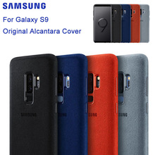 Original Samsung Phone Case For SAMSUNG GALAXY S9 G9600 S9+ S9 Plus G9650 Anti-knock Fashion Phone Cover Official Fundas Coque original samsung phone case soft shell for sansung galaxy s9 plus g9650 s9 g9600 stealth tpu mobile phone cover