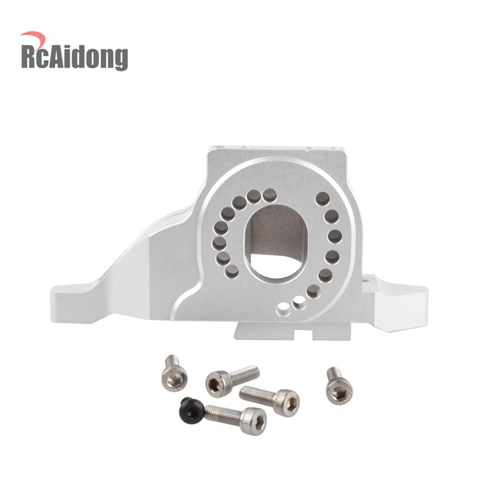 Rcaidong Aluminum Alloy Motor Mount Heat Sink For Traxxas Trx 4 Trx4 8290 1/10 Rc Crawler Car
