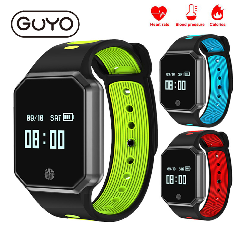 Smart Watch Heart Rate Monitor Waterproof Smart Wristband Fitness Tracker Bluetooth For Android IOS IP67 women