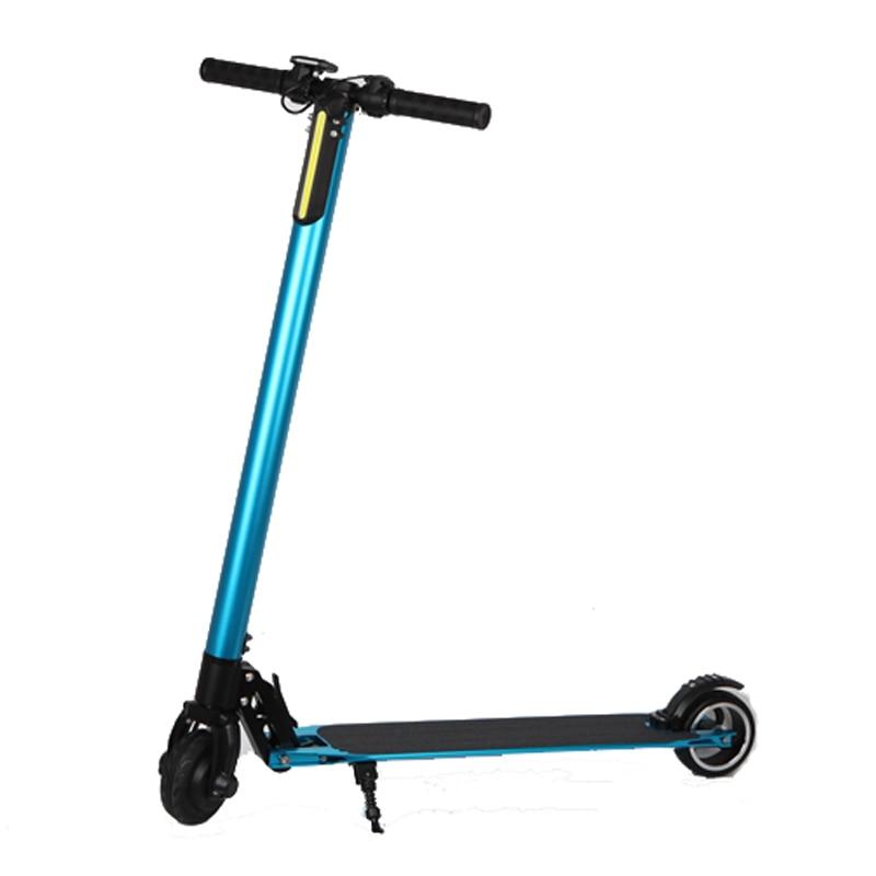Scooter électrique de planche à roulettes hoverboard trottinette electrique adulte mer patinete électrique pliable elektrikli scooter