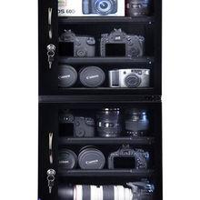 CE 132L автоматический контроль влажности сухая Шкатулка-комод для объектива камеры оборудование для хранения RH