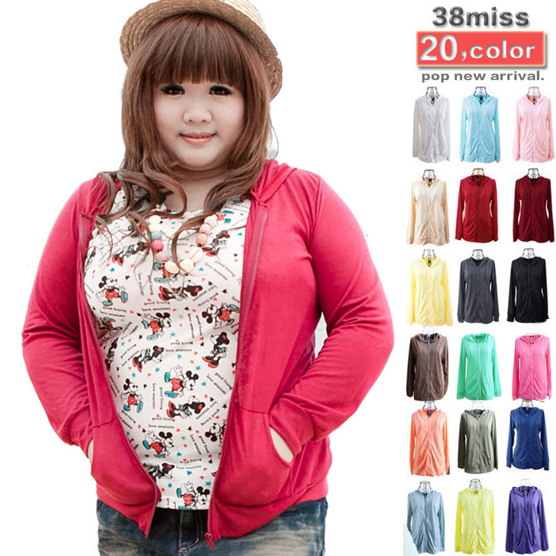 Aliexpress.com : Buy Hoodies Zip Women Plus Size Hooded ...