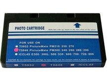 T5846 Ink Cartridge For EPSON PictureMate PM200 PM240 PM260 PM280 PM290 PM225 PM300 Printer