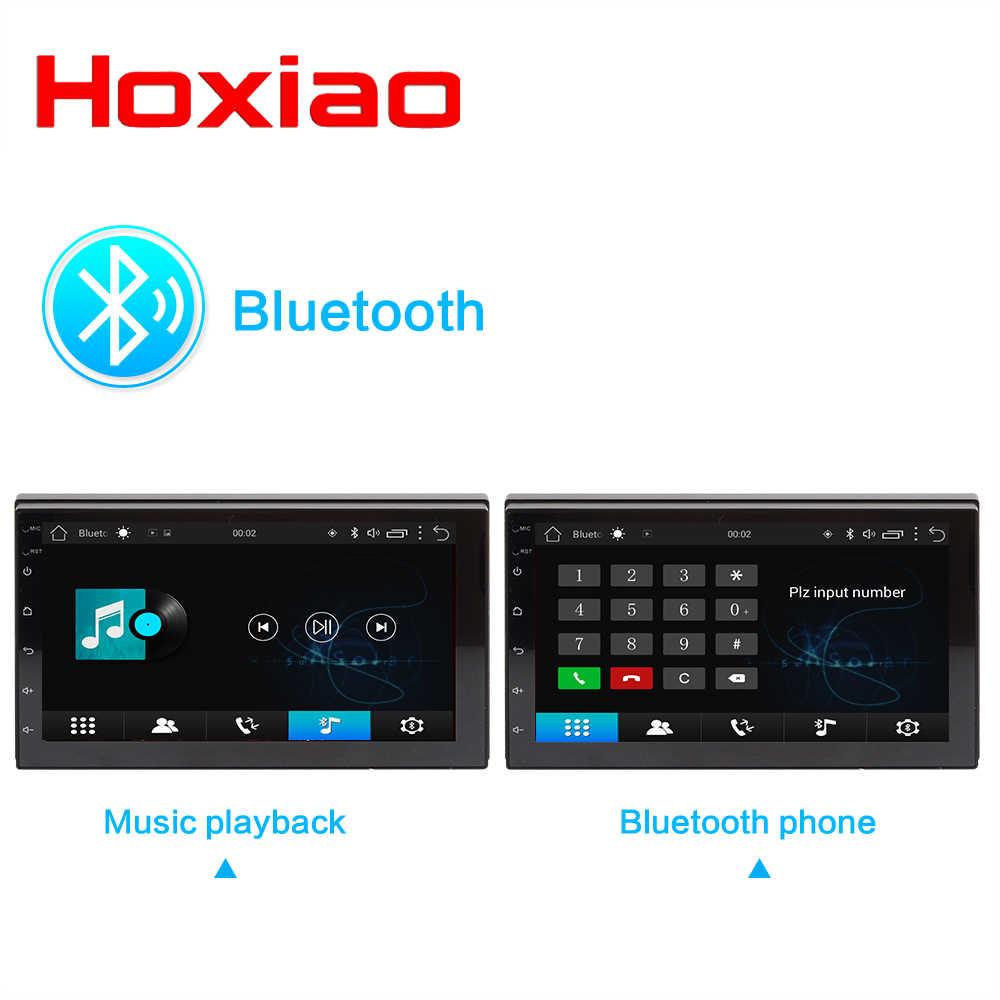 2Din Android のカーマルチメディアプレーヤー RAM 2 グラム + ROM 32 グラム GPS ナビゲーション BT DAB FM USB 無線 lan なし dvd 車 2 DIN ラジオ