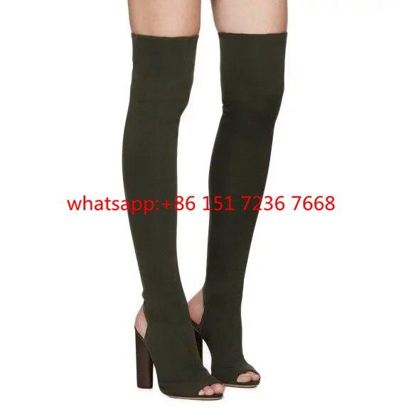 Online Get Cheap Discount Thigh High Boots -Aliexpress.com ...
