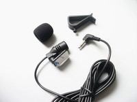 Professionals 3 5mm Stereo Jack Plug Mono Car External Microphone Mini Wired Mic DVD Radio Stereo