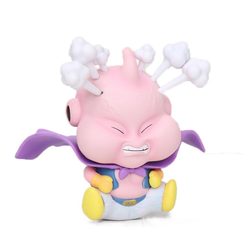 8-30 см Dragon Ball Z SCultures, большая серия Budoukai, фигурка из лазурита, наппа, радиц, Гоку, плавки, Вегета, сатана, Коллекционная модель - Цвет: 3128 10cm angrybuu