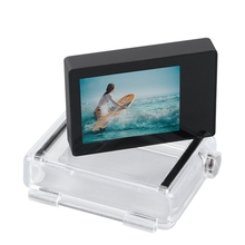 Lcd Screen 2.0 Inch Bacpac Non-Touch For Gopro Hero 4 3+ With Waterproof Back Cover