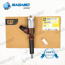 6 PCS genuine and brand new Original Injector 326-4700 3264700 for 320D Excavator 6av6671 5ae00 0ax0 brand new and original