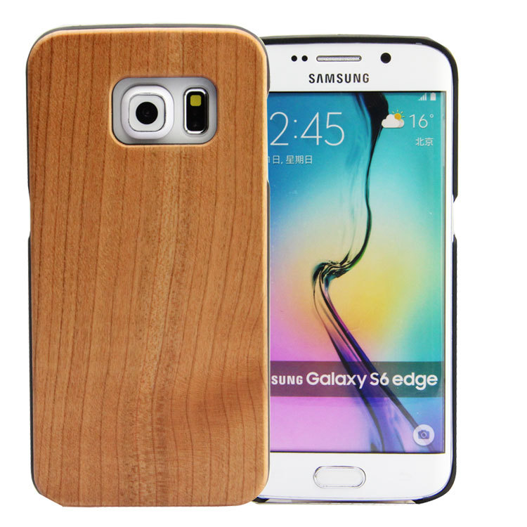 half off 19931 21ee6 US $7.99 |Top 1 selling for Samsung galaxy s6 wood case,wooden case for  Samsung s6 edge-에서Top 1 selling for Samsung galaxy s6 wood case,wooden ...