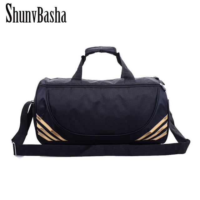 Waterproof Travel Bag for Women Hand 2016 Vintage Mens Leather Travel Duffle Bags Nylon Weekend Bag Men for Palaestra