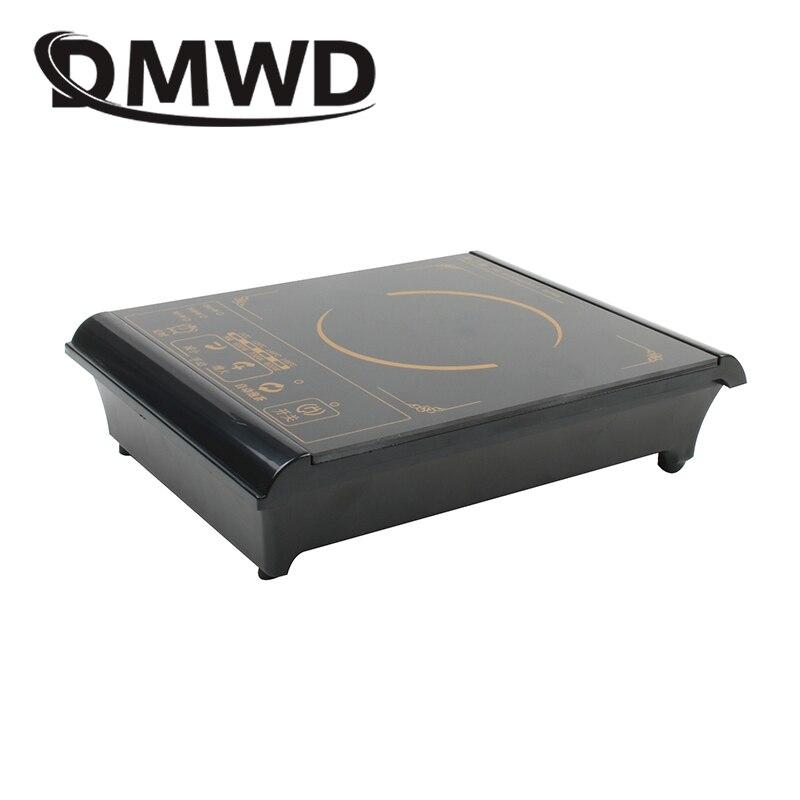 Многофункциональная электрическая мини-индукционная плита DMWD с нагревательной тарелкой для приготовления чая, кофе, лапши 3