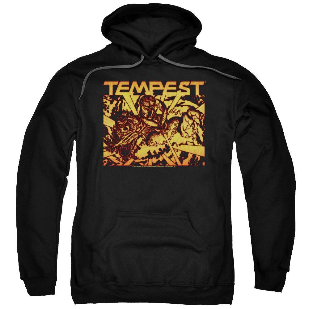 Atari Tempest Game DEMON REACH Licensed Sweatshirt Hoodie