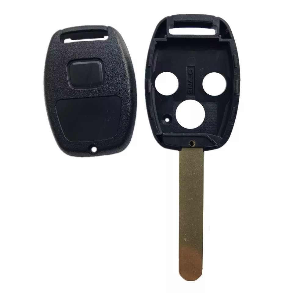30 шт./лот 2 2 + 1 3 3 + 1 кнопки дистанционного ключа чехол для Honda Accord Civic Odyssey Fit Fob