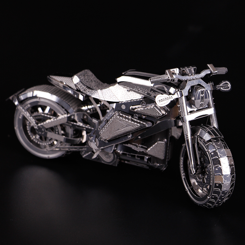 La venganza de la colección de rompecabezas 3D Asamblea Metal modelo 1:16 juguetes aficiones rompecabezas 2018 juguetes para niños de regalo