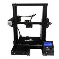 Creality 3D Ender 3 3D принтеры обновлен Cmagnet сборки плиты резюме Мощность сбой печати DIY KIT средняя мощность питания