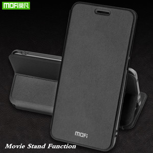Image 5 - MOFi Case for Huawei Nova 3 Book Case for Nova 3 Flip Cover PU Leather Coque for Huawei Nova3 Luxury Shockproof Business Shell