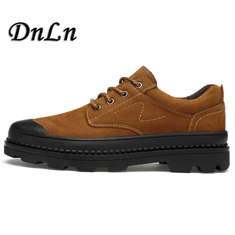 2018 Winter Handmade Leather Shoes Casual Men Shoes Fashion Men Flats Plush Non-Slip Warm Men Casual Shoes D30 fashion womens shoes warm winter cotton shoes tennis feminino casual girl shoes comfortable ladies flats long plush women flats