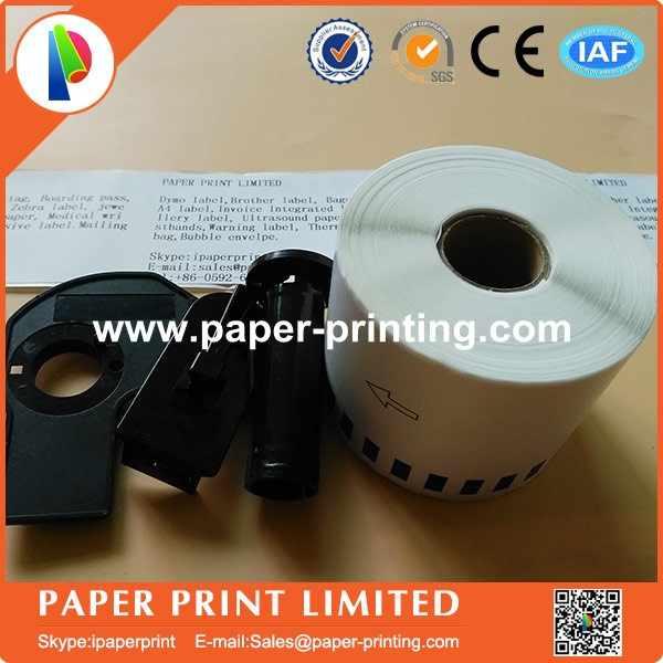 10x rolls brother kompatibel label dk-22205, 62mm x 30.48 m, DK 22205, dk 2205 brother label printer, brother dk2205, dk-2205
