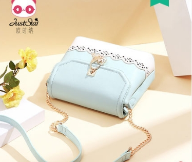 купить Princess sweet lolita bag Summer fashion single shoulder bag cross Korea version casual chain small square bag women 171920 по цене 8260.34 рублей