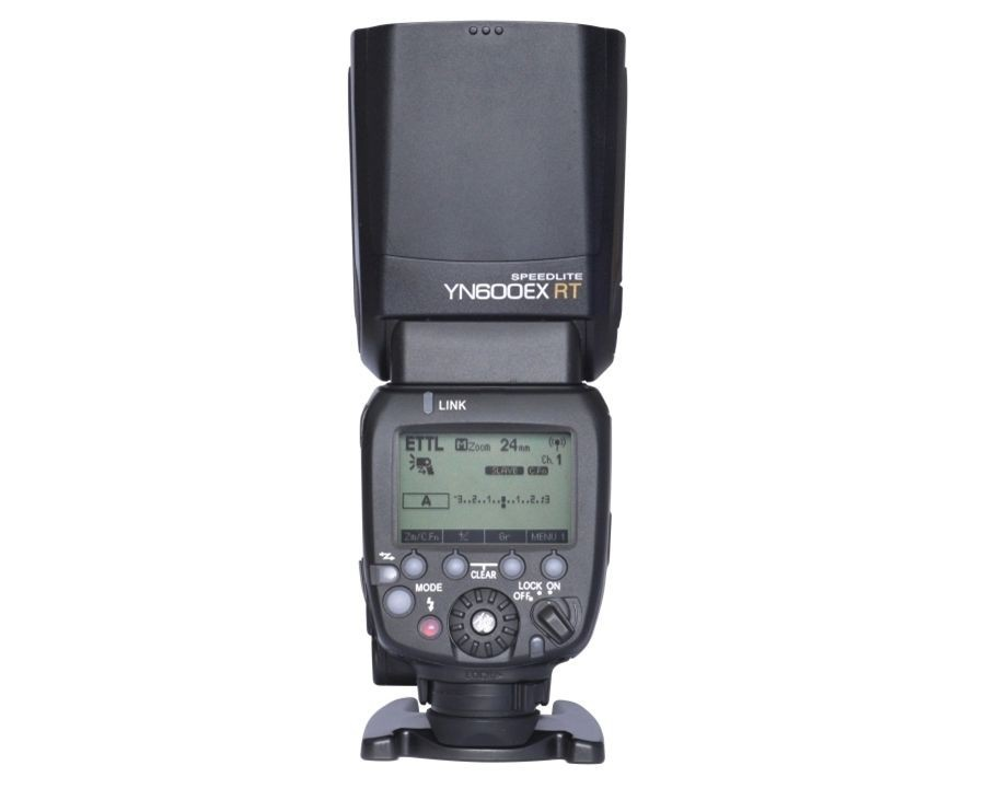 YONGNUO YN600EX-RT 2.4G Wireless HSS 1 / 8000s Master Flash Speedlite - Cámara y foto - foto 4